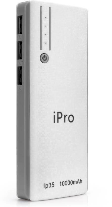 iPro IP35 10000mAh Power Bank