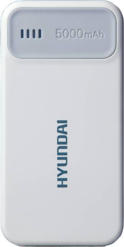 Hyundai MPB 50W Ultra Slim Portable 5000mAh Power Bank