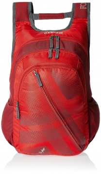 Skybags Blitz Red Casual Backpack
