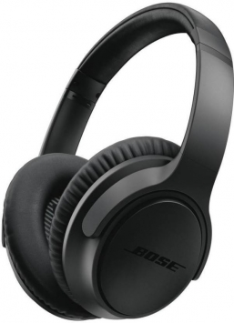 Catch every beat and clearly listen to song lyrics through this Bose SoundTrue headphones. The headphone's soft padded earcups take care of your comfort while its in-tune and in-touch features let you take and receive calls mid listening to music, without missing a single beat.