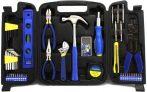 GoodYear Household Hand Tool Kit  (129 Tools)