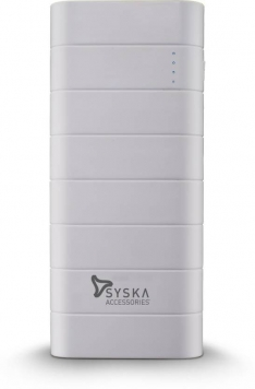 Syska Power Boost 100 - 10000mAh Power Bank